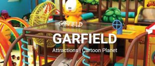GARFIELD FAMILY ESCAPE PLAYLAND